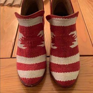 Jeffrey Campbell Knit Bootie